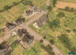 Скриншот № 10 Close Combat: The Bloody First. Отряд возле деревни