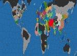 Скриншот Universalis 4 №11. Стартовая политическая карта в Europa Universalis IV