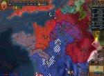 Скриншот Universalis 4 №12. Французские земли потихоньку захватывают в Europa Universalis 4