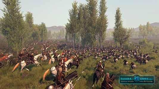 Поле битвы Mount & Blade 2: Bannerlord