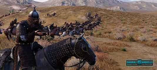 База Степная конница в Mount & Blade II: Bannerlord
