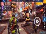 Скриншоты № 1. Центр Shadowgun Legends