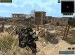 Скриншоты № 1. Пустынная территория Stalker Online