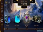 Скриншоты № 10. Награды Legends of Runeterra