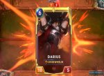 Скриншоты № 1. Дариус Legends of Runeterra