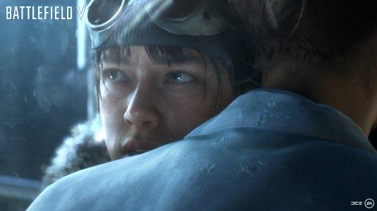 Главный герой одной из кампаний в Battlefield 5