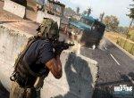 Скриншоты № 4. По шинам Call of Duty: Warzone