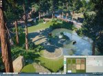 Скриншоты № 2. Озерцо Planet Zoo