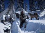 Скриншоты № 1. Ужасы холода Red Dead Redemption 2