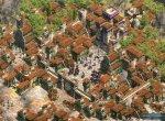 Скриншот № 6. Рыцари на площади Age of Empires II: Definitive Edition