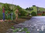 Скриншот № 9. Рыбалка The Sims 3