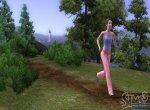 Скриншот № 1. Пробежка The Sims 3