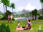 Скриншот № 10. Пикник The Sims 3