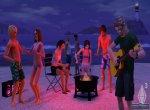 Скриншот № 2. Пляж The Sims 3
