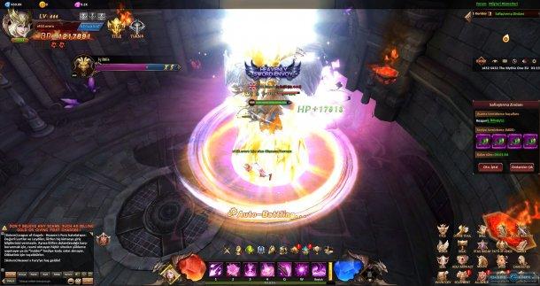 Скриншот № 9. Битва League of Angels: Heaven's Fury