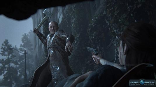 The Last of Us 2 — это экшен