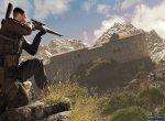 Скриншот №1 Sniper Elite 4