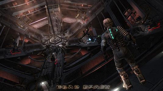Корабль в Dead Space 1