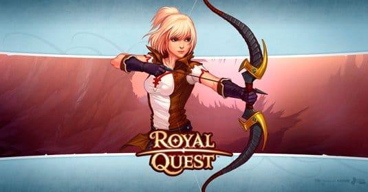 Раздача ключей Royal Quest