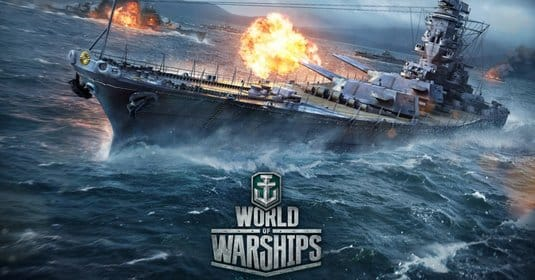Анонсирован выход игры World of Warships
