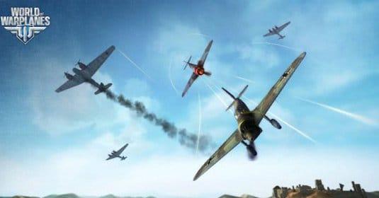 Открытый бета-тест World of Warplanes