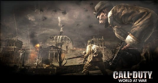 Call of Duty 5 — мир снова в огне войны