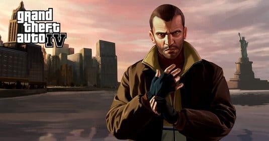GTA IV стала лидером мировых продаж 2008 года