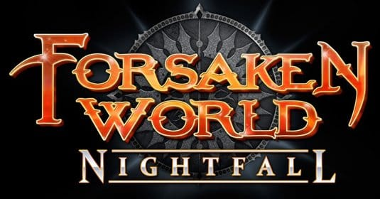 ���������� ���������� Forsaken World � Nightfall