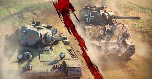 Танки в War Thunder — долгожданное обновление