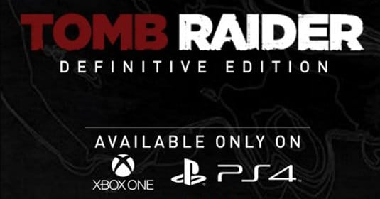 ���� ������ Tomb Raider: Definitive Edition ��������