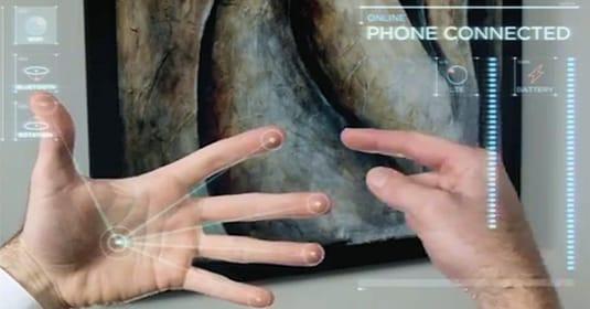 Очки Atheer One — современный аксессуар для смартфонов с дополненной 3D реальностью