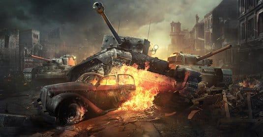 World of Tanks на Xbox 360 выйдет через неделю