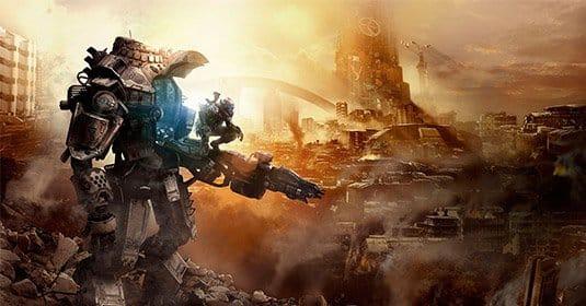 Игра Titanfall ушла в печать