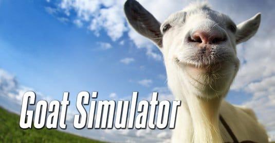 Бестселлером в Steam стал симулятор козла