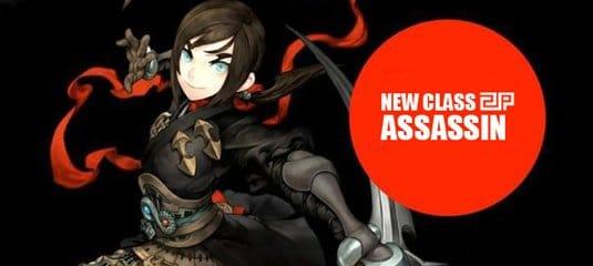 В Dragon Nest появился новый класс — Ассасин