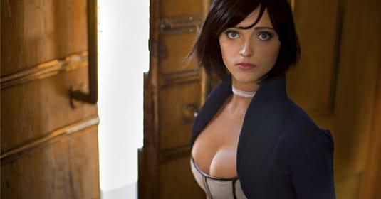 Косплей Элизабет из Bioshock Infinite