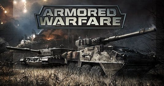 ����������� ����� Armored Warfare ����� � ����