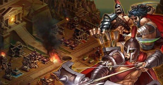 Войны Спарты – Империя Чести [Android]
