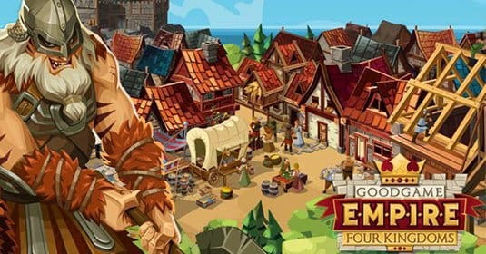 Empire: Four Kingdoms [iPad]