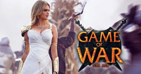Game of War: Fire Age [iPhone]