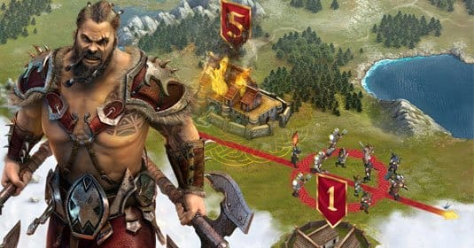 Vikings: War of Clans [iPad]