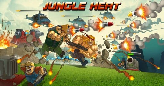 Jungle Heat [iOS]