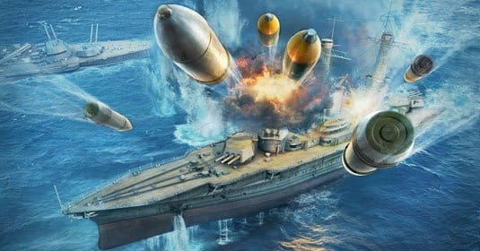 Обновление World of Warships 0.5.3 — новый режим «Командные бои»