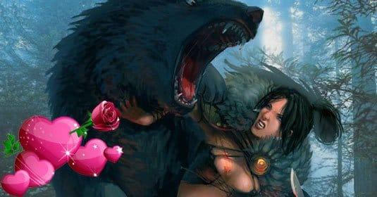 Wild Terra — набор доступа Валентайн к празднику Св. Валентина