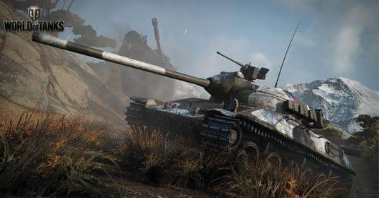 Улучшенная физика и звук в World of Tanks [Обновление 9.14]