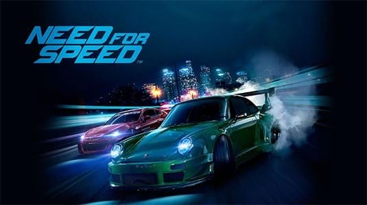 ��������� ����� Need for Speed 2015 ��� ��
