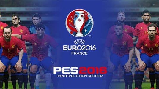 ����� ������ ���������� ��� ���� Pro Evolution Soccer 2016