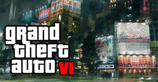 Появились первые слухи относительно GTA VI