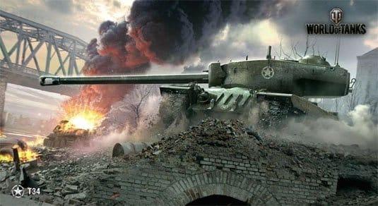 Wargaming запустила браузерную игру «World of Tanks: Стальной мятеж»