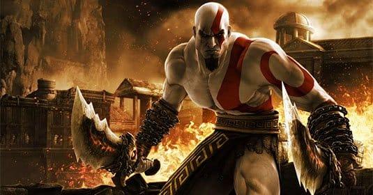 Анонсирована разработка четвертой части God of War